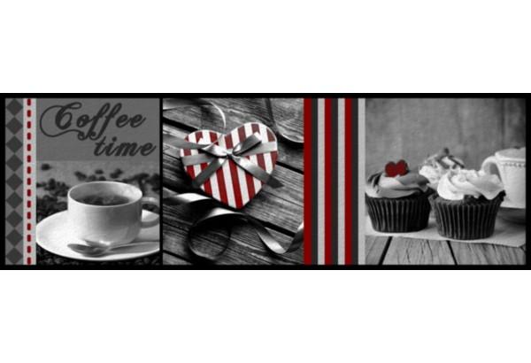 Kilimėlis Cook&Wash CoffeeTimeG0.50*1.5