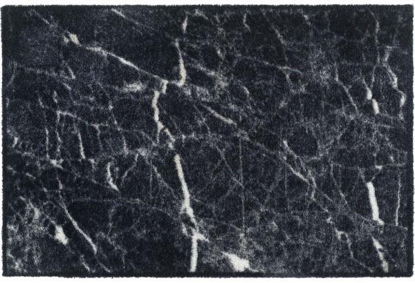Kilimėlis Soft&Deco MarbleBlack0.67*1.00