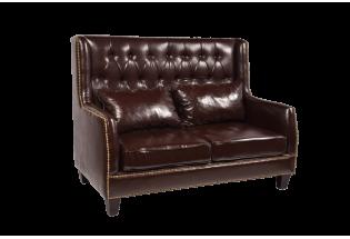 Sofa 2 vietė dirbtinė oda