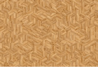 Vinilinės grindys lentelėmis MOODS Hexagon 256