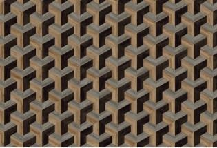 Vinilinės grindys lentelėmis MOODS Mesh 416