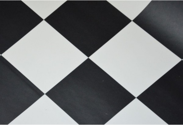 PVC danga Essentials-120 Schachbrett 4m