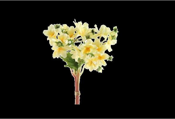 Dirbtinė gėlė yellow