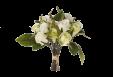 Dirbtinių rožių puokštelė