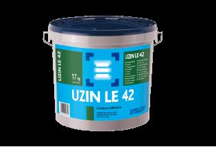 Klijai naturaliam linoleumui LE 42 17kg