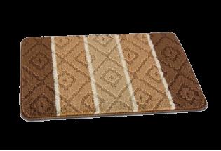 Vonios kilimėlis Romb 0.5*0.8 c.bež