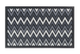 Kilimėlis Sorba zig-zag 0.45*0.75