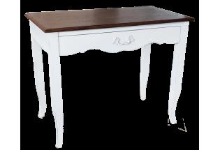 Rašomasis stalas baltas
