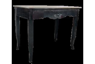Rašomasis stalas juodas