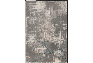 Kilimas Hera 0.80*1.50 d.grey/blue poly