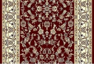 Kiliminis takas Klasik 4174-62 Red 0.8m