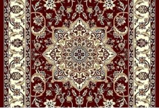 Kiliminis takas Klasik 4179-62 Red 0.8m