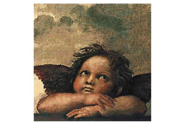 Gobelenas Angels by Raffael 45*45 por.