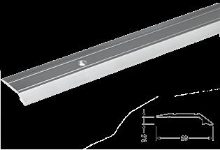 Profil Skirtingiem Aukščiam alium 3,5mm