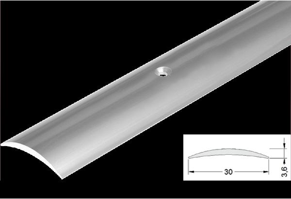 Pereinamasis profilis aliumin 30mm 270cm