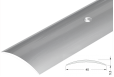 Pereinamasis profilis aliumin 40mm 270cm