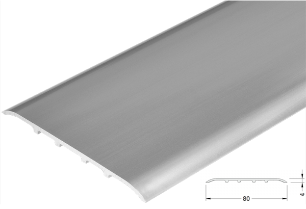 Pereinamasis profilis aliumin 80mm 300cm