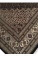 Kilimas Tabriz 12.5/63 2.45*1.67 black