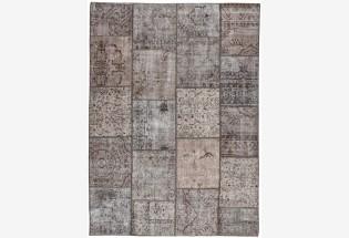 Kilimas Patchwork 1.74*2.40 grey