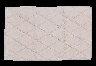 Vonios kilimėlis 60*90diamont ecru