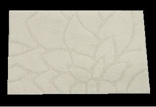 Vonios kilimėlis Lotus 60*90 ecru