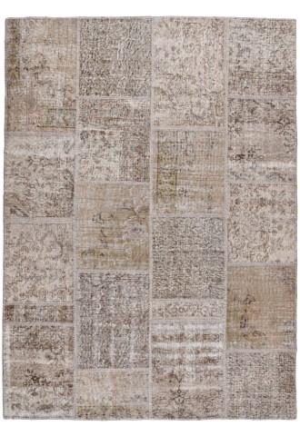 Kilimas Patchwork 170*240 Gray