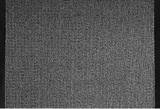 Kiliminis takas Faro-4 0.90m pilkas