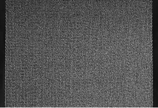 Kiliminis takas Faro-4 1.20m pilkas