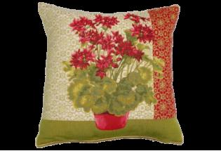 Pagalvėlė Geranium rouge 50*50