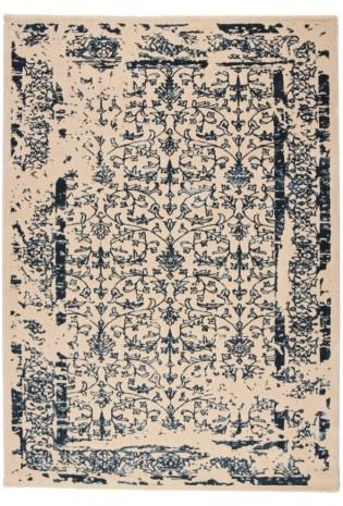 Kilimas Manyas1.20*1.80 Ivory /Blue