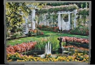 Gobelenas Jardin Top 136*100 por