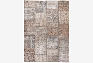 Kilimas Patchwork 175*2.39 grey