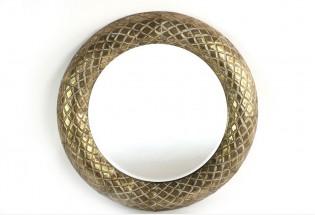 Veidrodis bronze