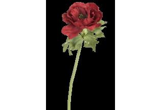 Dirbtinė gėlė Aguona 49cm