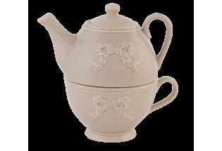 Puodelis su arbatinuku